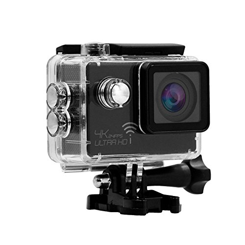 Action Sports Camera, Khsion Action Cam 4K Ultra HD 1080P Sport Action Camera WiFi 16MP Video Recorder Waterproof DV