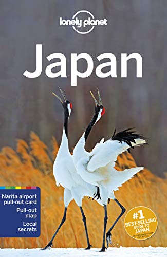 Lonely Planet Japan (Travel - Kagoshima Japan