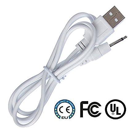 Amazon.com: Cable cargador de CC USB original de reemplazo ...