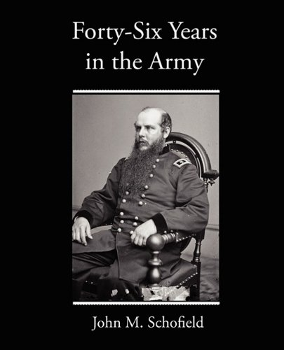 Download Forty-Six Years in the Army pdf