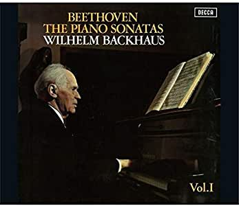 Beethoven: Piano Sonatas Vol 1