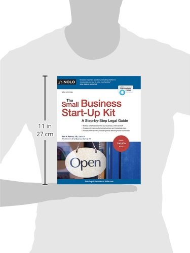 The Small Business Start-Up Kit - size