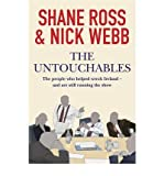 The Untouchables: The People Who Helped Wreck Ireland - and are Still Running the Show (Paperback) - Common