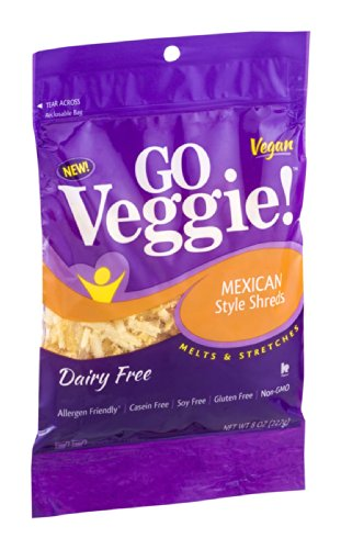 Veggie Dairy Mexican Style Shreds