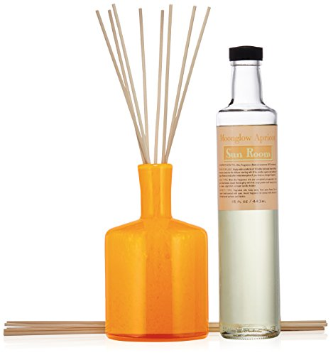 LAFCO House & Home Diffuser, Sun Room Moonglow Apricot, 15 Fl Oz by LAFCO (Image #5)