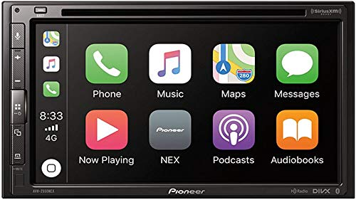 Pioneer AVH-2550NEX 7-Inch AV Receiver w/CarPlay and AndroidAuto by PIONEER (Image #1)
