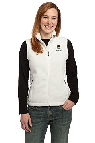 - Queensboro Shirt Company Custom Embroidered Port Authority Ladies Value Fleece Vest - Pack Of 3