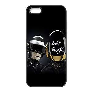 Caja del teléfono del iPhone 4 4S Funda Negro caja del teléfono lindo G1L7AJ Funda Volver DIY