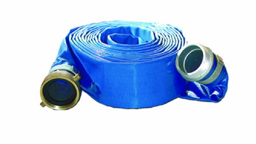 AMT Pump C358-90 Discharge Hose Assembly, PVC, 25 feet Length, 3'' by AMT Pumps