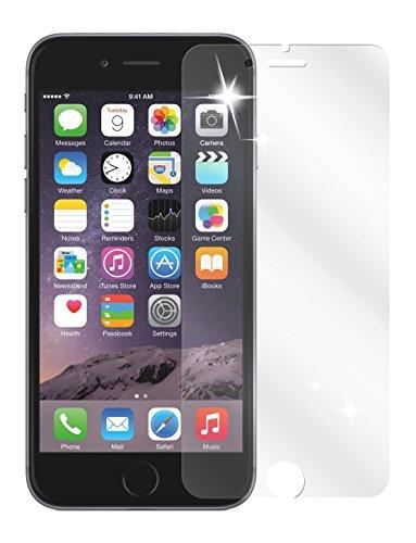 dipos Pellicola protettiva per Apple iPhone 6S (confezione da 6 pezzi) - cristallo pellicola di protezione del display