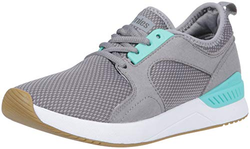 Skate Green Women's Size Etnies Grey Shoe W's Cyprus Sc One Grey 375 7BxwqvpI