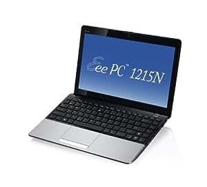 ASUS Eee PC Seashell 1215N-PU17-SL 12.1-Inch Netbook (Silver)