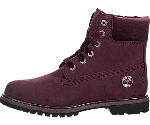 Pictures of Timberland Womens Velvet-Accent Premium Waterproof Boot A1KC1 1