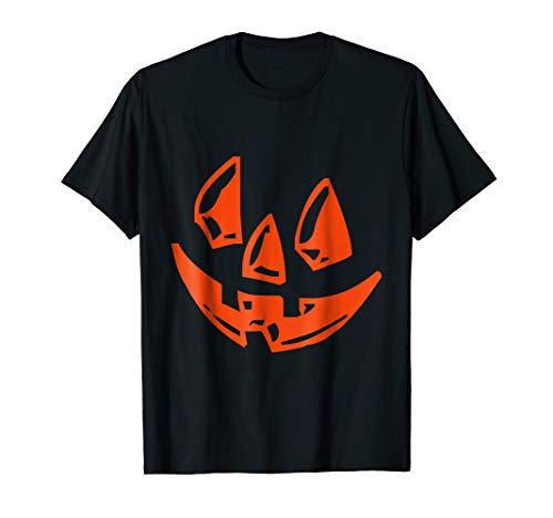 Lantern Pumpkin Halloween Costume T-Shirt for Men Women -