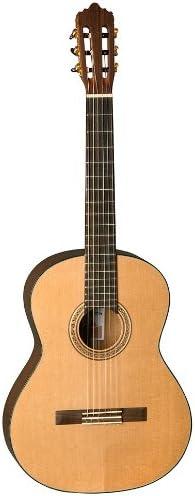 La Mancha Rubi CM Guitarra de concierto 4/4 con funda, natural ...