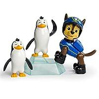 Paw Patrol Spy Chase y juego de rescate de pingüinos