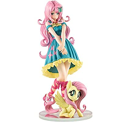 MY LITTLE PONY Bishoujo Fluttershy 1/7 Complete Figure: Toys & Games