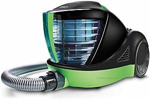Polti PBEU0093 Forzaspira Lecologico Allergy Turbo, 1700 W, 1 Liter, 80 Decibelios, Aluminio, plástico, Negro y verde: Amazon.es: Hogar