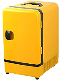 PolarLander 7L Warming and Cooling Vehicle Car Refrigerator Car Freezer Fridge Portable Car Dual Use Voltage 12V Car Home 220V