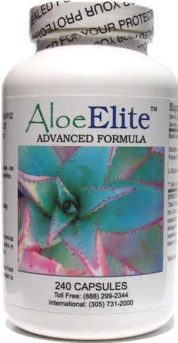 AloeElite – Digestive System Health Supplement Review