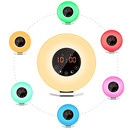 Digital Sunrise Simulator Button Version product image
