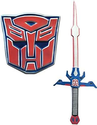 Hasbro RubieS - Disfraz Oficial Transformers 5 - Kit Espada y ...