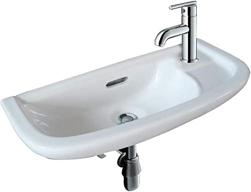 19 Wall Mount Bathroom Sink