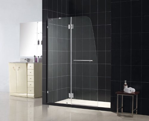 Aqualux Shower Door - 9