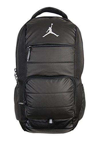 Jordan Unisex World Backpack Black