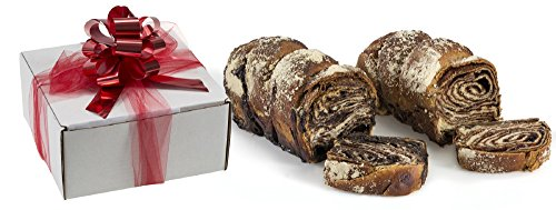 Happy Holiday Double Babka Holiday Gift Basket