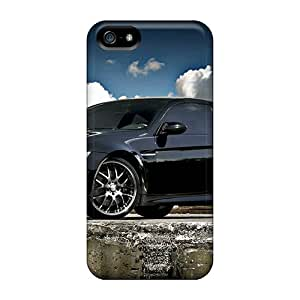Premium Iphone 5/5s Cases - Protective Skin - High Quality For Bmw M3 E92 Black Black Friday