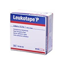 BSN Medical Leukotape P Sports Tape, 1 1/2 Inch x 15 Yard