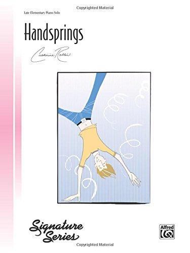 Download Handsprings (Sheet) pdf epub