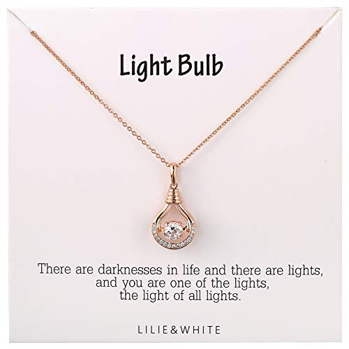 LILIE&WHITE Turkish Evil Eye Pendant Cubic Zircon Necklace