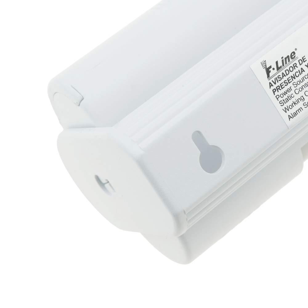 BeMatik - Avisador sonoro de Presencia y Alarma basado en Sensor de Infrarrojos y Detector de Movimiento: Amazon.es: Electrónica