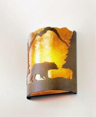 Buy steel partners timber ridge wall mirror