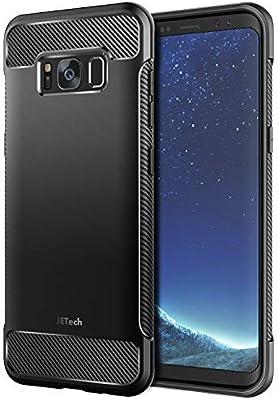 Jetech Funda para Samsung Galaxy S8, Carcasa con Absorción de ...