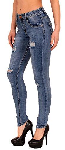 Ripped High Waist Ladies Size Womens Size Jeggings J312 Plus Big tex Jeans J313 Jeans by EqfAwc