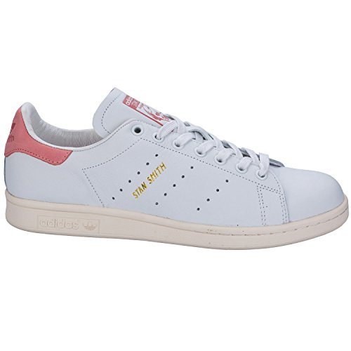 adidas Stan Smith, Sneakers da Uomo Bianco-rosa