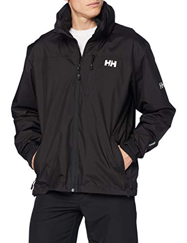 Helly Hansen Chillblocker Hooded Cis Jacket Chaqueta con Forro, Hombre