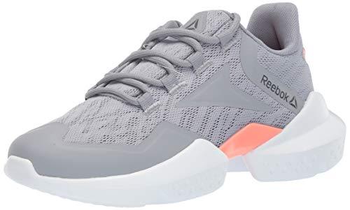 (Reebok Women's Split Fuel Running Shoe, Cool Shadow/Stellar Pink/True Grey/White, 11 M US)