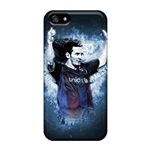 Rosesea Custom Personalized For Iphone Cases, High Quality Messi For Iphone 5 5s Covers Cases