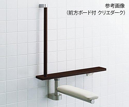 LIXIL(INAX)7-4949-07木製手すり(前方ボード付)ホワイト B07BD2N8Q6