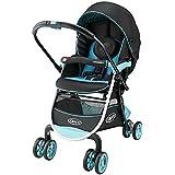 美国 Graco 葛莱 CITINEXT城市慧智系列 婴儿推车6BU98CDXN蓝色