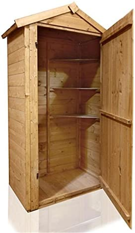 Cobertizo BillyOh 3x2 de tamaño grande y hecho de madera ...