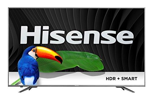 Hisense 65H9D Plus 65-inch class (64.5″ diag.) 4K/UHD Smart TV – ULED, HDR Comp, WCG, Motion 480