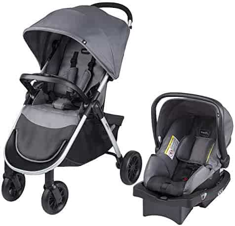 Shopping Evenflo Grey Or Blue Travel Systems Strollers