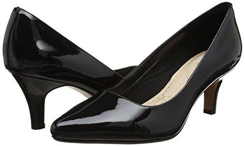 Isidora Femme black Noir Escarpins Clarks Faye Pat Zzwq1RRfd