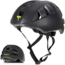Flybar Youth Child Multi-Sport Helmets for Kids with Adjustable Dial - Dual Safety Certified CPSC & EN1078 for Skateboarding, Biking, BMX - S, M, L & Multiple Colors Available
