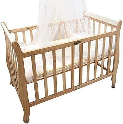 سرير للأطفال بعجلات من ليليفانتي، بيج